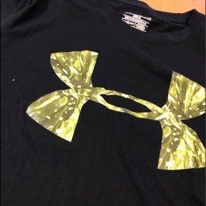Under Armour NFL combine T-Shirt